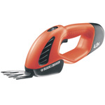 Аккумуляторные ножницы Black&Decker GL 602