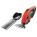 Аккумуляторные ножницы Black&Decker GL 605